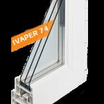 Окно Ivaper 74